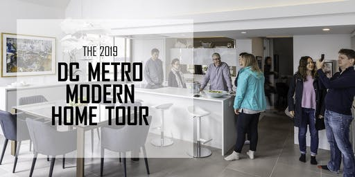 2019 MA+DS DC Metro Modern Home Tour
