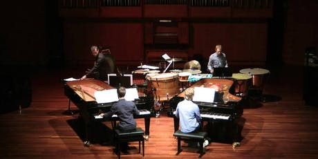 Bartok's Sonata for Two Pianos and Percussion tickets