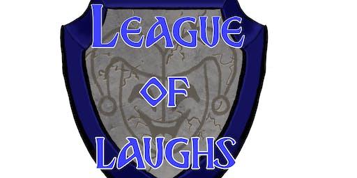 League of Laughs Nerd Comedy Show