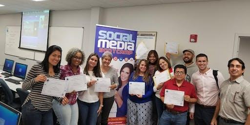 Social Media Bootcamp November 16th
