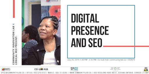 SPICE Elective: Digital Presence and SEO