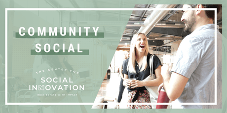 August Community Social tickets
