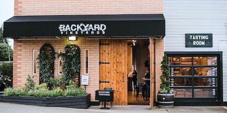 Backyard Bingo & Customer Appreciation  tickets