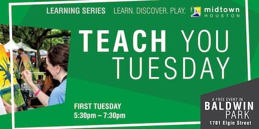 Teach You Tuesday with Pop Shop America