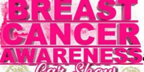 3rd Annual Breast Cancer Fundraiser Car Show tickets