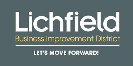 Lichfield BID Business Networking tickets