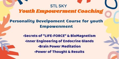 Youth Empowerment Coaching  tickets