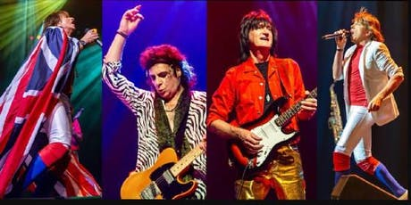 Satisfaction - The International Rolling Stones Show tickets