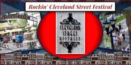 Rockin Cleveland Street Festival tickets