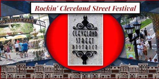 Rockin Cleveland Street Festival