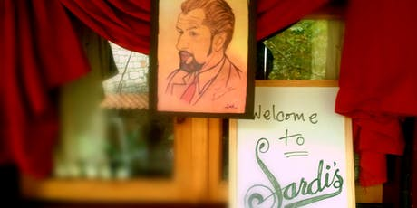 A Halloween Week Vincent Price Dinner @ Sardi's Restaurant New York City tickets