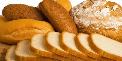 Panadería Italiana con el Chef Marcos Valadez en Anna Ruíz Store