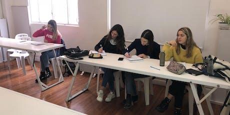 Charla Abierta: Emprendimientos creativos entradas