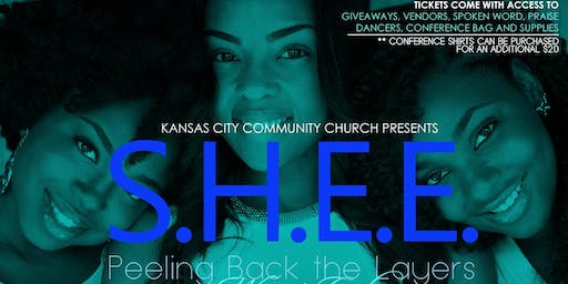"""S.H.E.E.: Peeling Back the Layers"" 2019 Women's Conference"