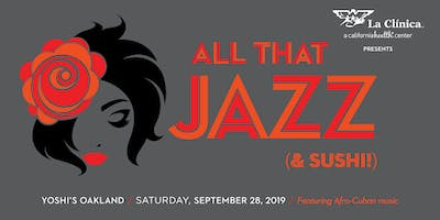 All That Jazz (& Sushi!)