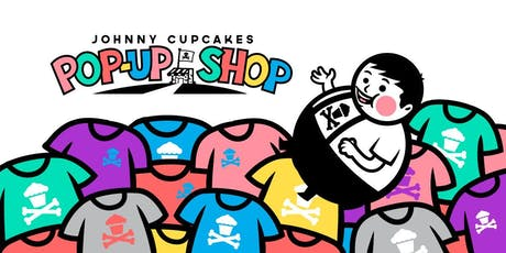 Johnny Cupcakes Arkansas T-Shirt Release Pop-Up Shop tickets