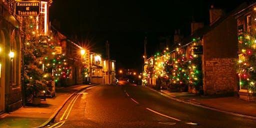 The Great Ridge Christmas Walk and Castleton Xmas Light Switch On