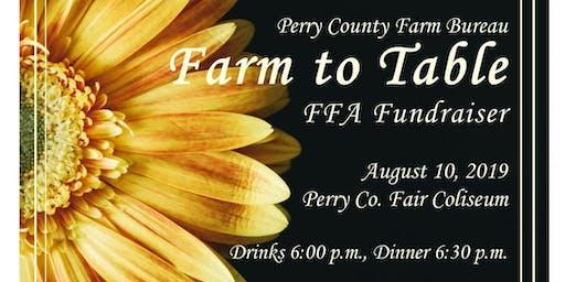 Perry County Farm Bureau Farm to Table Dinner