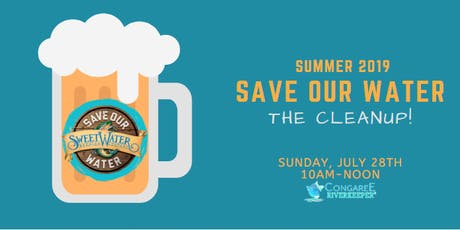 Save Our Water: The Cleanup! tickets
