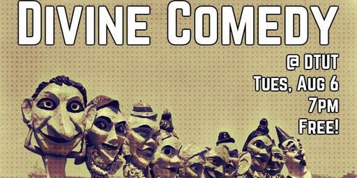 Divine Comedy: August