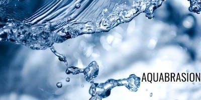 Aquabrasion + Norel Einführung für Neue Kunden
