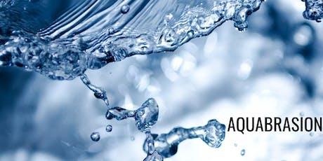 Aquabrasion + Norel Einführung für Neue Kunden tickets