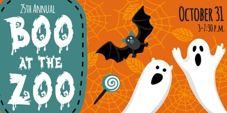 25th Annual Boo at the Zoo tickets