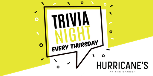 Thursday Night Trivia