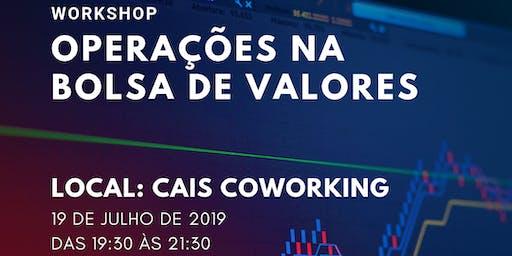 WORKSHOP GRATUITO - COMO OPERAR NA BOLSA DE VALORES