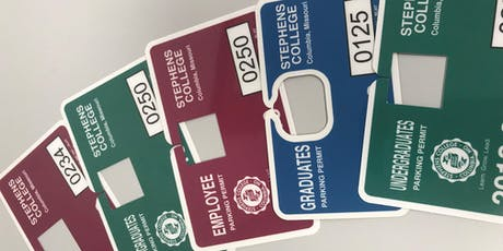 Stephens Parking - 2019/2020 tickets
