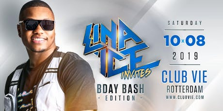 "LINA ICE INVITES ""BDAY BASH"" tickets"