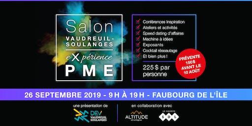Salon eXpérience PME