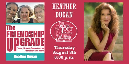 Heather Dugan - The Friendship Upgrade