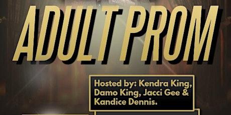 Dallas Adult Prom 2020 tickets
