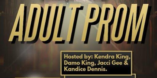 Dallas Adult Prom 2020