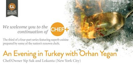 An Evening in Turkey with Orhan Yegen tickets