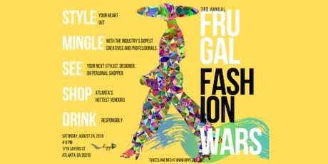 3rd Annual hippE Frugal Fashion Wars tickets