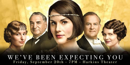 Downton Abbey Movie Premiere & Exclusive Fan Club Party