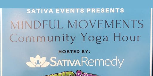 Community Yoga Hour - Mindful Movements