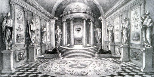 The Middle Chamber - A Symposium on Masonic Esoterika