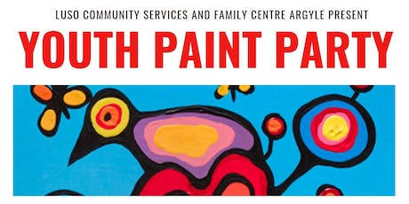 Youth Paint Party! tickets