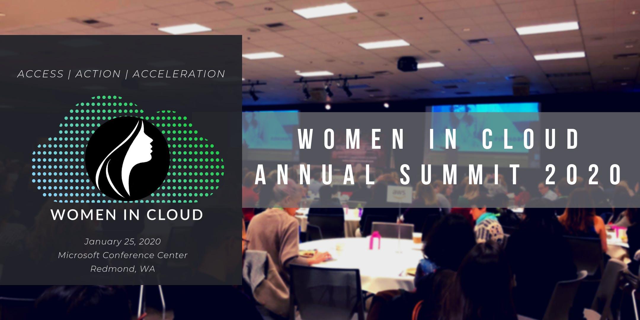 Women In Cloud Annual Summit 2020