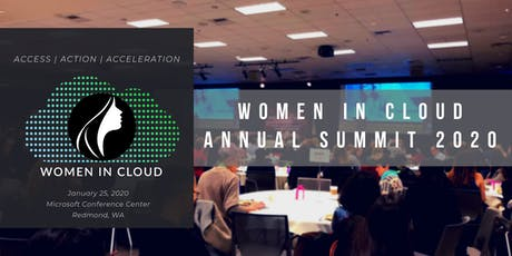 Women In Cloud Annual Summit 2020 tickets