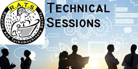RATS Technical Sessions - Improving Asset Reliability Through Digital Technologies tickets