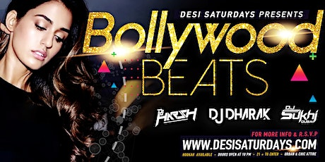 DESI PARTY IN THE CITY - WEEKLY SATURDAY NIGHT BOLLYWOOD PARTY @ STAGE48 tickets
