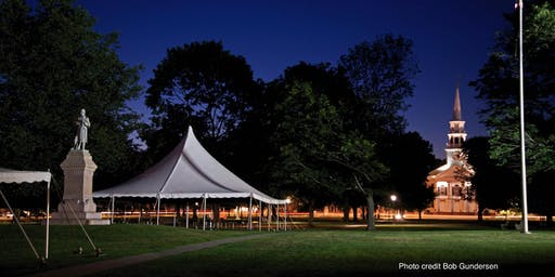 Guilford Performing Arts Festival Dinner on the Green