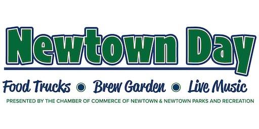 Newtown Day 2019 - Food Trucks • Brew Garden • Live Music