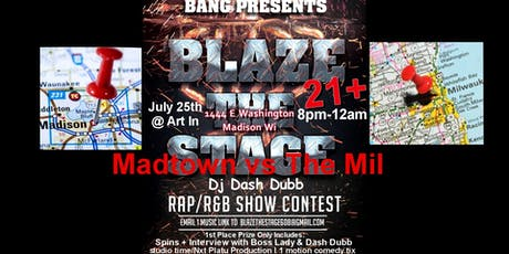 Blaze The Stage The Mil vs Madtown tickets