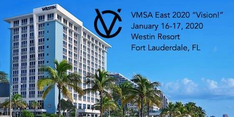 VMSA East 2020 tickets