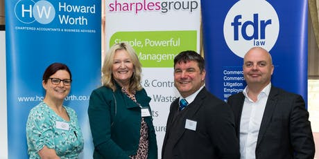 Warrington Business Breakfast September tickets
